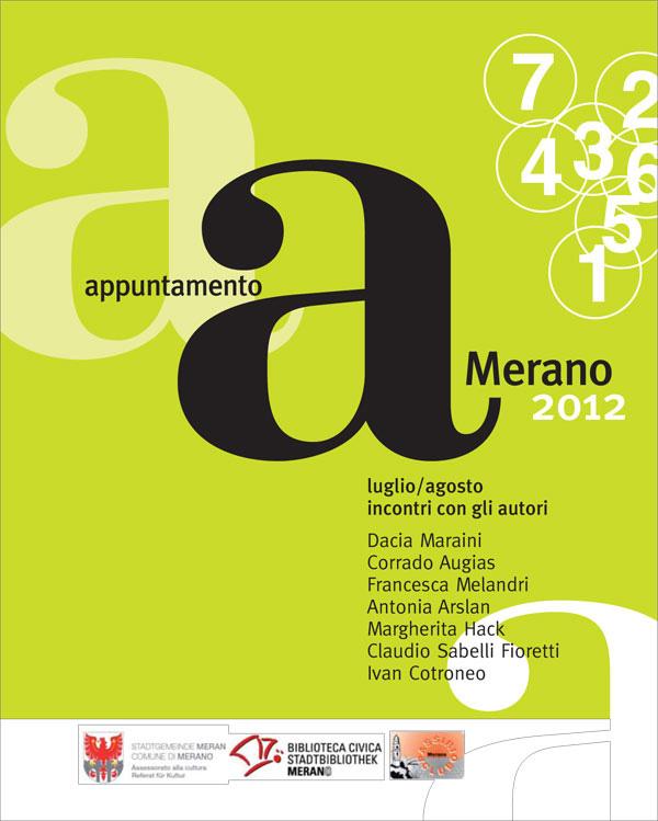 Appuntamento a Merano - 2012