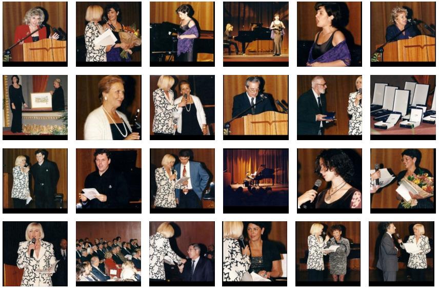 Seconda edizione – 1997 serata conclusiva - premiazioni