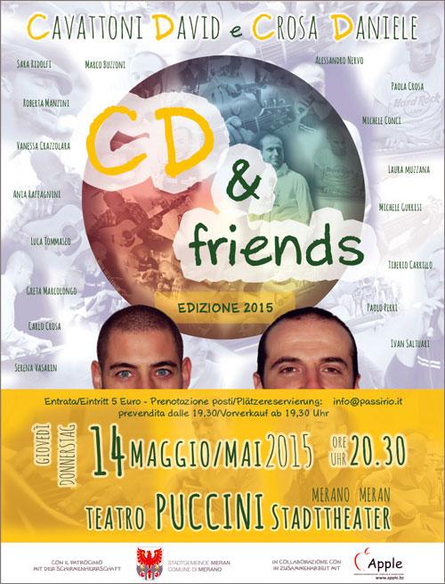 CD&Friends 2015