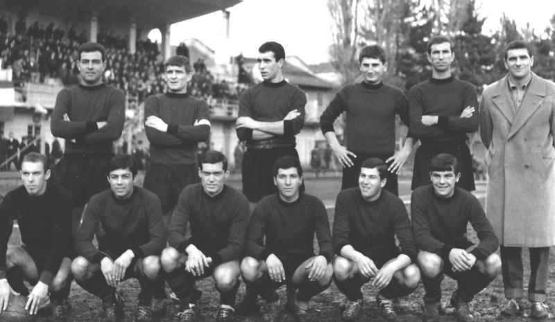 Football Club Passirio Merano: foto della squadra 1965 1966