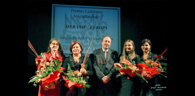 Nona edizione - 2011 serata finale del Premio Merano-Europa