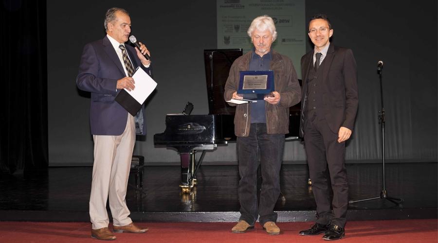 Premio Merano Europa 2015 Traduzione dal Tedesco - Übersetzung Vom Deutschen Ins Italienische : Primo premio a Werner Menapace