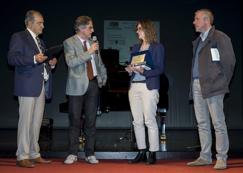 Narrativa in italiano - Italienische Erzählprosa 2015 - primo premio Francesca Quarta