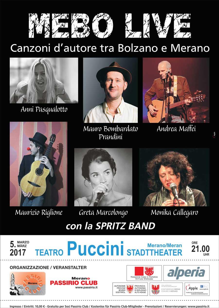 Mebo Live Merano 2017