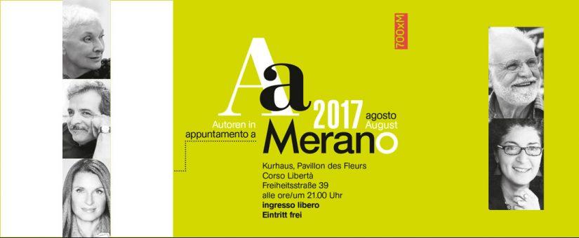 Appuntamento a Merano 2017