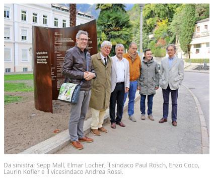 Monumento Premio Merano-Europa