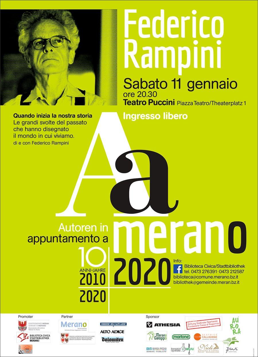 Federico Rampini a Merano